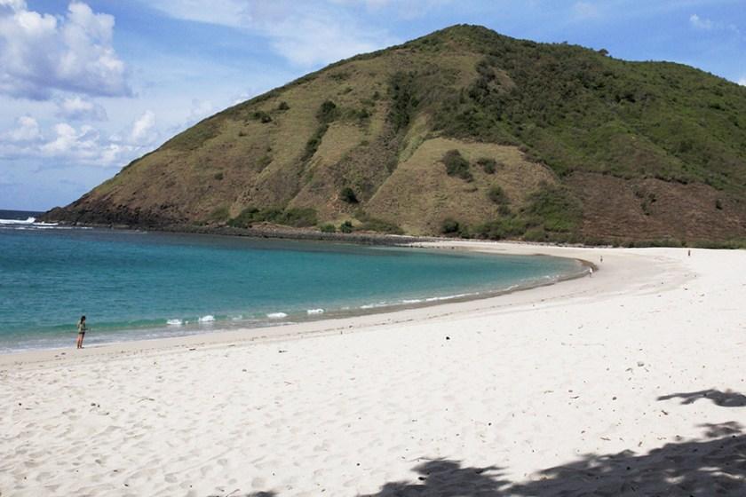 Plag de Mawung à Lombok