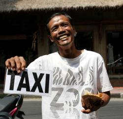 Nyoman, guide et chauffeur à Ubud