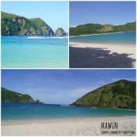 n°2 : la plage de Mawun à Kuta Lombok - Top 5 des plus jolies plages