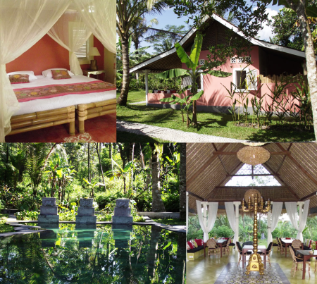 Darmada Bali, hôtel à Sidemen recommandé par Vanessa
