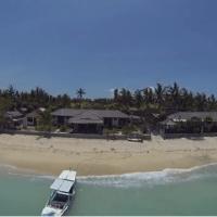 Nusa Lembongan vue du ciel en quadcopter