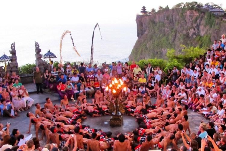 Indonesia: Kecak Dance In Uluwatu