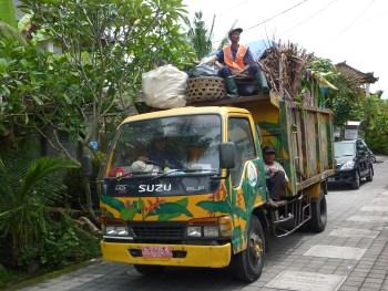 Camion à Bali © maximosweb