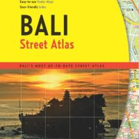 Street Atlas Bali, aux éditions Periplus
