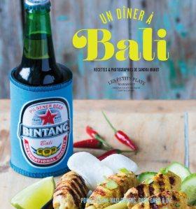 Un dîner à Bali par Sandra Mahut