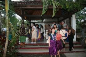 Presqu'île de Bukit le temple d'Uluwatu