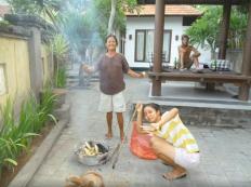 Se loger à Amed le Manis Homestay - Balisolo (1)