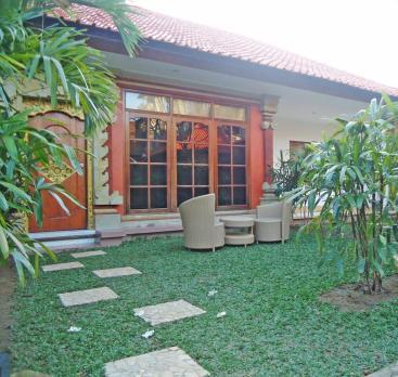 Se loger à Sanur - Exterieur - le Café Locca Homestay - Balisolo_1