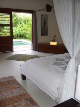Chambre - Villa Teva à Kerobokan - Balisolo (1)