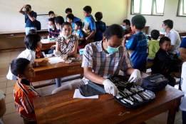 Baksos , les sorties du IPCB (Indo Pajero Community Bali) (10)