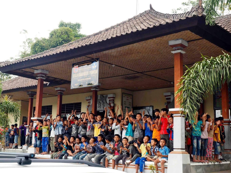 Baksos , les sorties du IPCB (Indo Pajero Community Bali) (13)