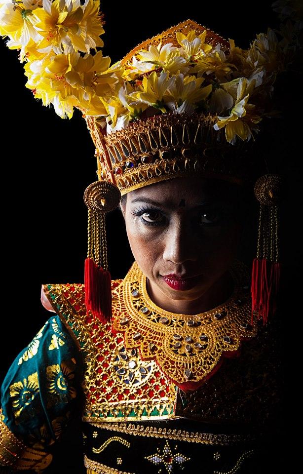 Kadek Puspasari, danseuse et chorégraphe balinaise