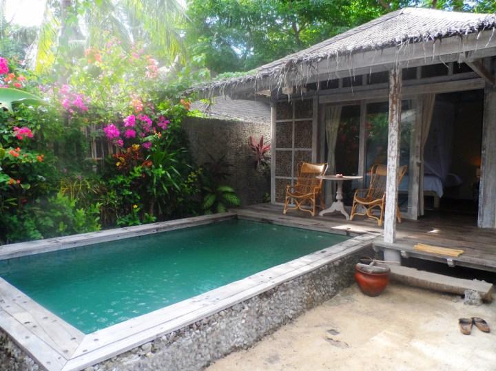 Villa Ottalia à Gili Trawangan