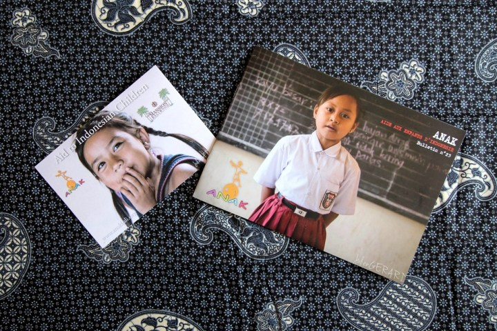 Bulletin n°23 Anak Association pour les Enfants d'Indonésie © Balisolo 2015_1