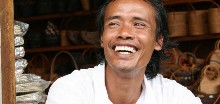Nyoman, guide-chauffeur anglophone à Ubud © Balisolo, 2010