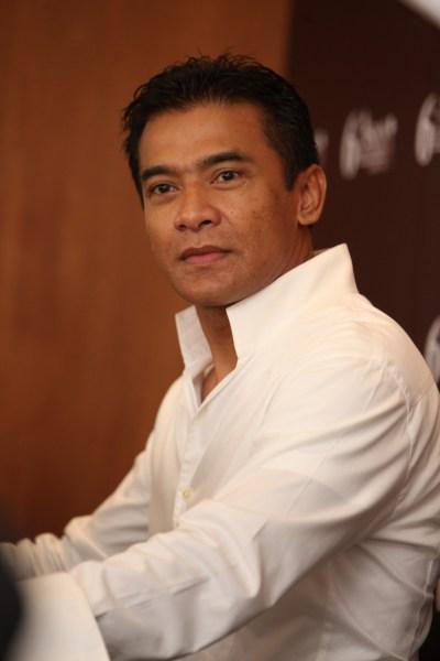 Donny Damara, acteur principal de Lovely Man