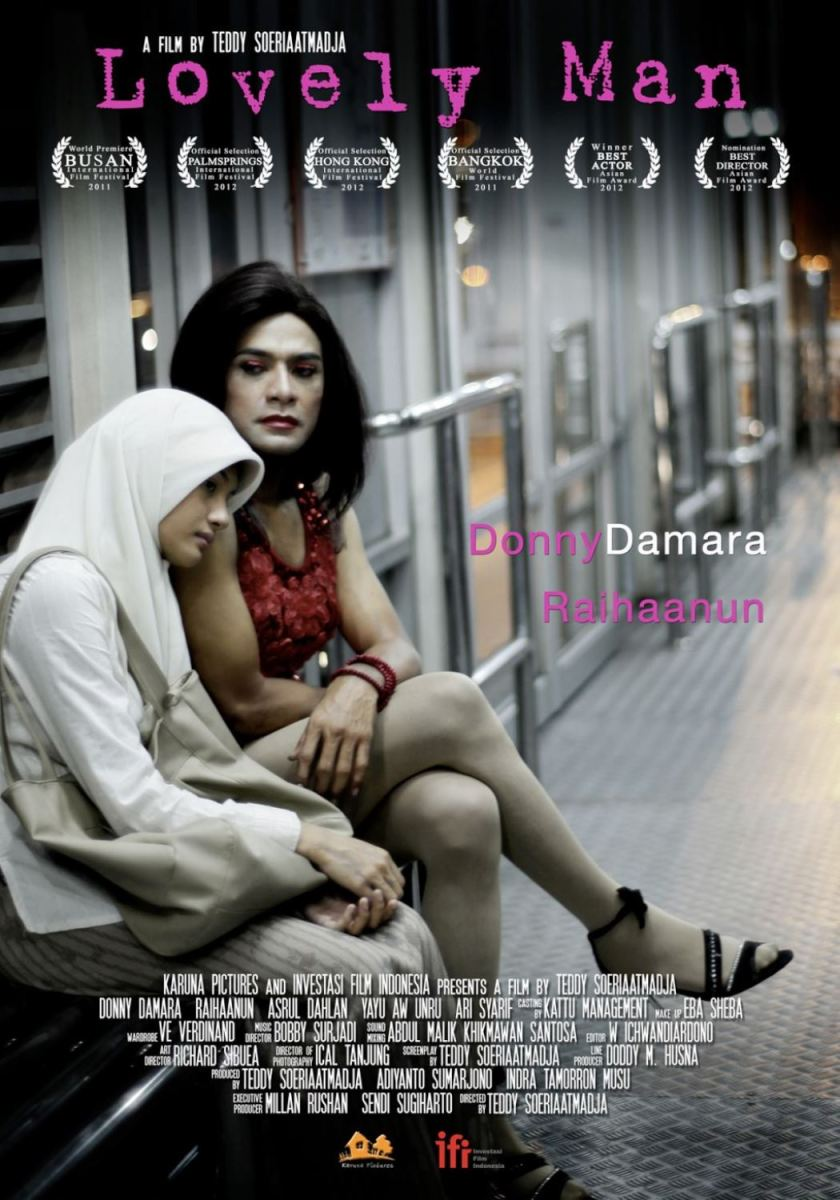 Film Lovely Man de Donny Damara