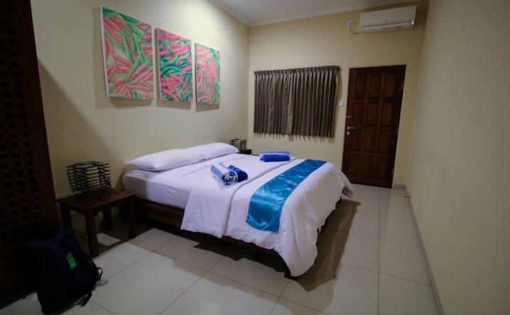Se loger à Lovina  Oasis Hotel (1)