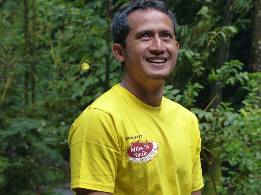 Made Ocong, guide francophone à Bali