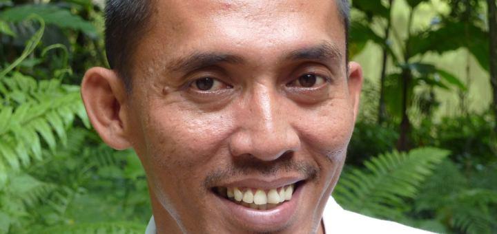 Echo Santoso, guide francophone à Bali - Balisolo