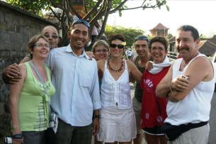 Echo Santoso, guide francophone à Bali