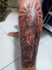 Benarasi Tattoo à Kuta