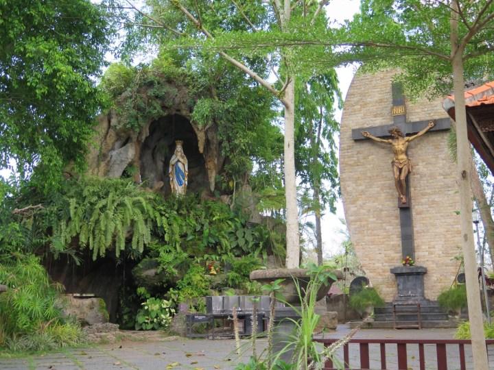 Goa Maria, Palasari - Sortie culturelle à Jembrana (ouest de Bali) avec Agus - Balisolo 20151120