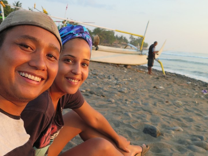 Sunset a Medewi avec Agus - Balisolo 2015113