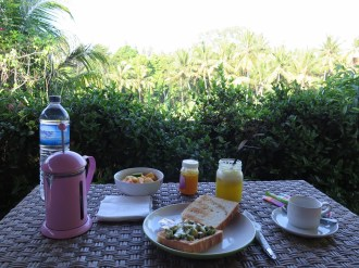 Breakfast - Chez Nyoman à Batuan - Balisolo (3)