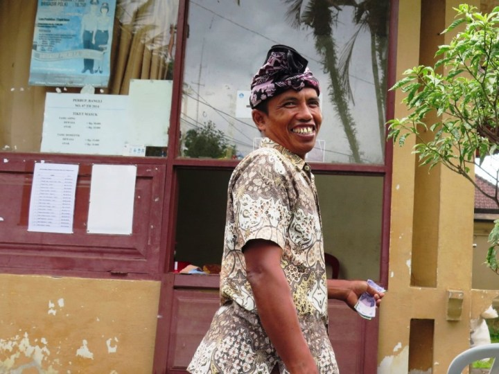 Village traditionnel de Panglipuran - Nyoman Kardi - Balisolo 20151205 (2)