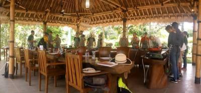 Pemulan Bali - Balinese farm cooking class
