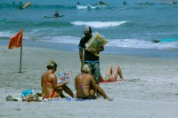 bali, island, kuta, beach, relaxation