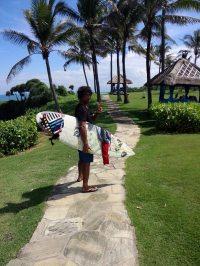 nirwana bali, surf spot, tanah lot