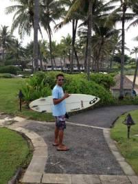 nirwana bali, surf spot, access
