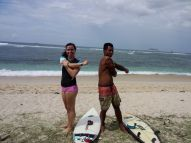 bali, serangan, surf tours, warming up