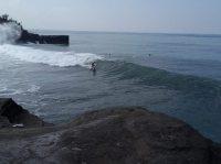 Tanah Lot, Surf Spot Surfing Tours