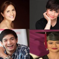 10 Popular Pinoy Celebrities Who Are Also School Achievers