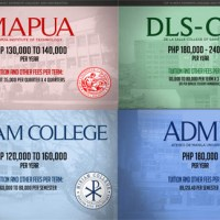 The 10 most expensive tertiary schools in the Philippines