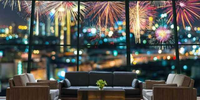 tahun baru di bali, hotel,