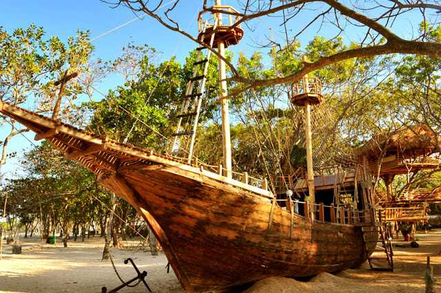 pirates-bay-bali Nusa dua bali