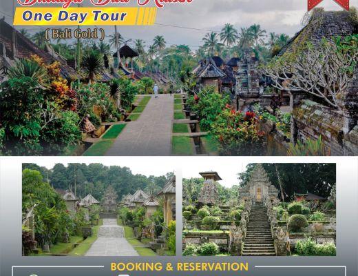 Wisata Bali Klasik One Day Tour