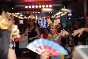 bali dance Sunset dinner cruise