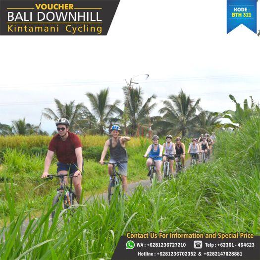 Bali Downhill Kintamani Cycling