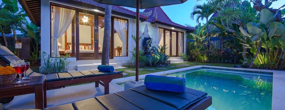 anyar sari Villa honeymoon packages