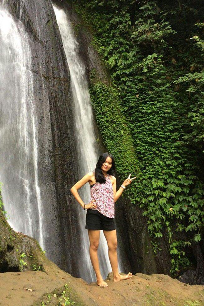 bali, waterfall, dusun kuning, bangli, bali, hidden, place