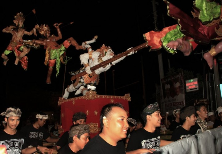 Ogoh-ogoh Parade, Joy of Nyepi Folk Festival