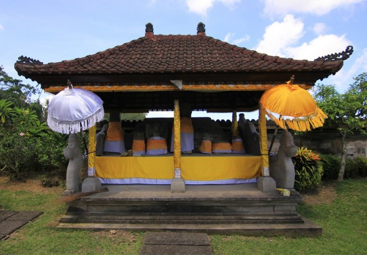 The Gedong Arca Museum, Archaeological Life in Bali