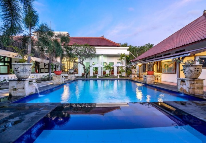 5 Recommended Hotels Near Puri Agung Denpasar