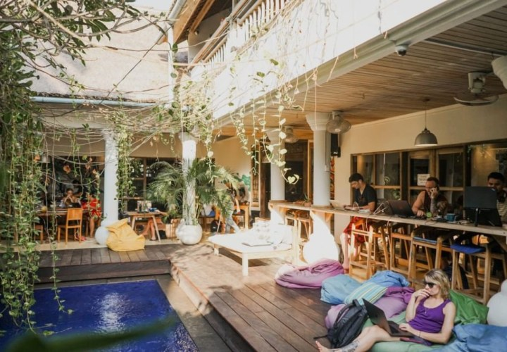 Bali Dojo in Canggu, Coworking Space at Affordable Prices