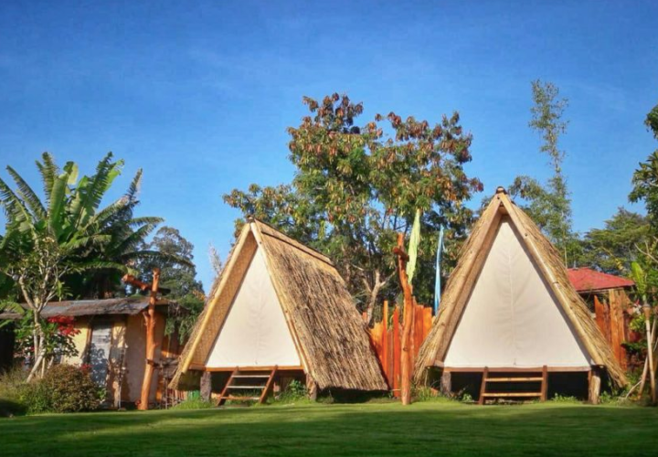 N'jung Bali Camp Songan, A Fun Camp Site with Beautiful Selfies